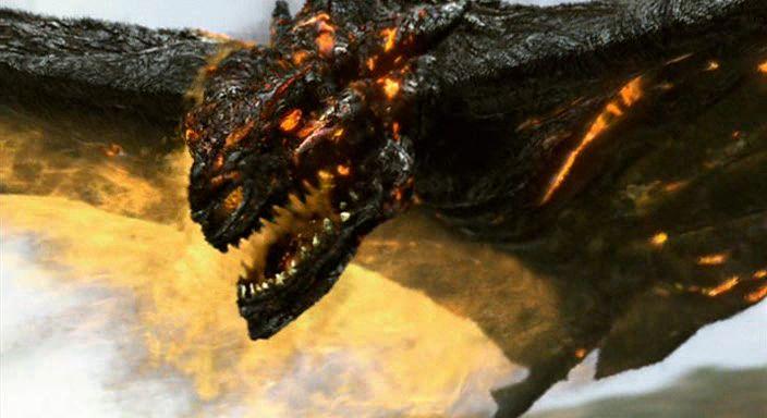 Огонь и лед хроники драконов фильм