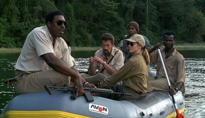 Конго Фильм 1995 Скачать Торрент - фото 9
