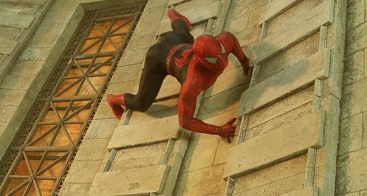 Человек-паук: Трилогия фильмы 2002-2007 годов тоби магуайр фильмы