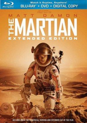 Марсианин фильм 2015